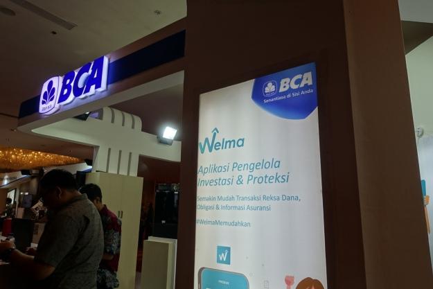 Aplikasi WELMA BCA 2019