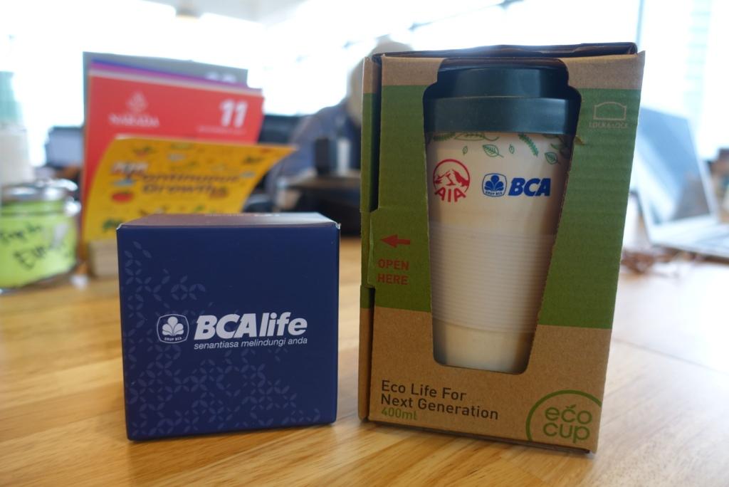 Cup Botol Minuman BCA